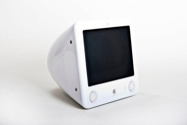 Apple eMac PowerPC 1.25 Ghz 2005